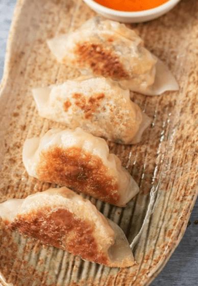 Japanese Cooking Class: Gyoza Three Ways