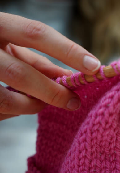 Knit Your Own Mittens
