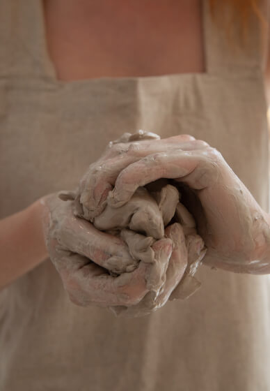 Pottery Class: Clay Sculpture