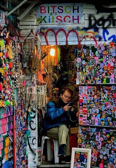 Smartphone Photography at Home: Brick Lane